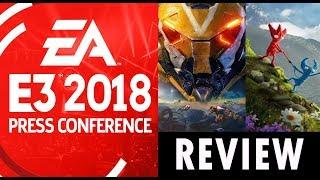 EA Play E3 2018...Mostly Mediocre & Boring