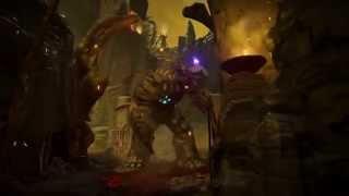 Doom (2016) —трейлер геймплея