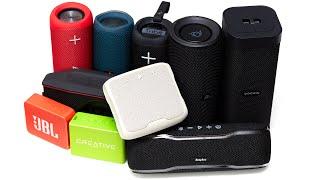 Bluetooth Lautsprecher | Test & Vergleich 2020 [Deutsch]