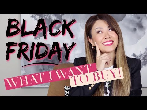 BLACK FRIDAY SALES 2017 - MY RECOMMENDATIONS!