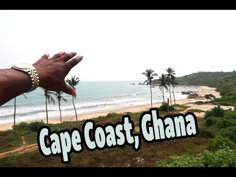 THIS IS REALLY AFRICA : Vlog 03 : VIEWS from Cape Coast, Ghana