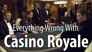 Everything Wrong With Casino Royale In 12 Minutes Or Less