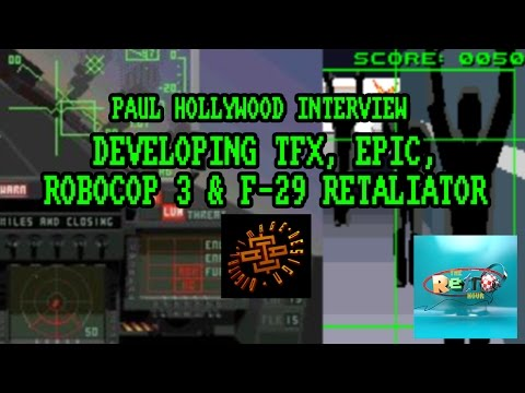 TFX, Robocop 3 and Epic with Paul Hollywood – The Retro Hour EP45