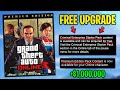 Gambar cover How To Get The FREE PREMIUM EDITION UPGRADES On Your Regular GTA 5 Online Account