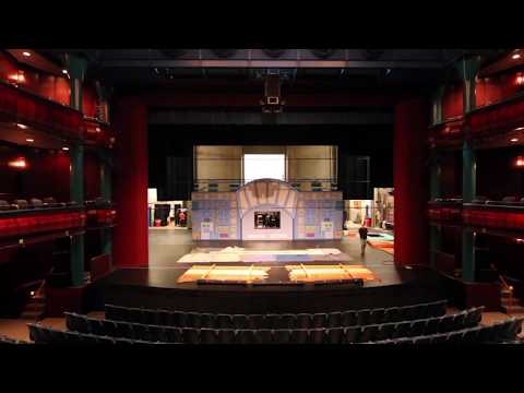 See the set for Fly Guy: The Musical at OCT!