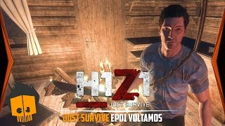 H1Z1 GAMEPLAY JUST SURVIVE EP01 VOLTAMOS (Português PT-BR CanaldoJoni)