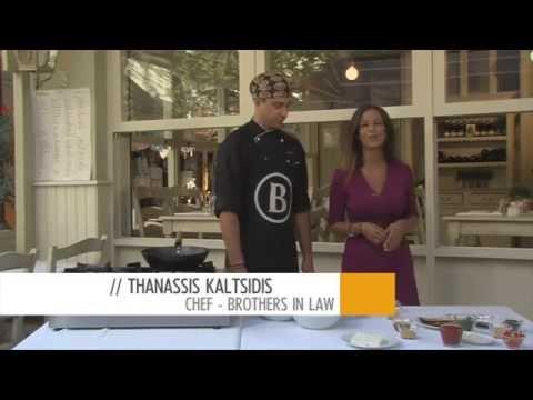 Cooking Odyssey Episode 1 Thessaloniki