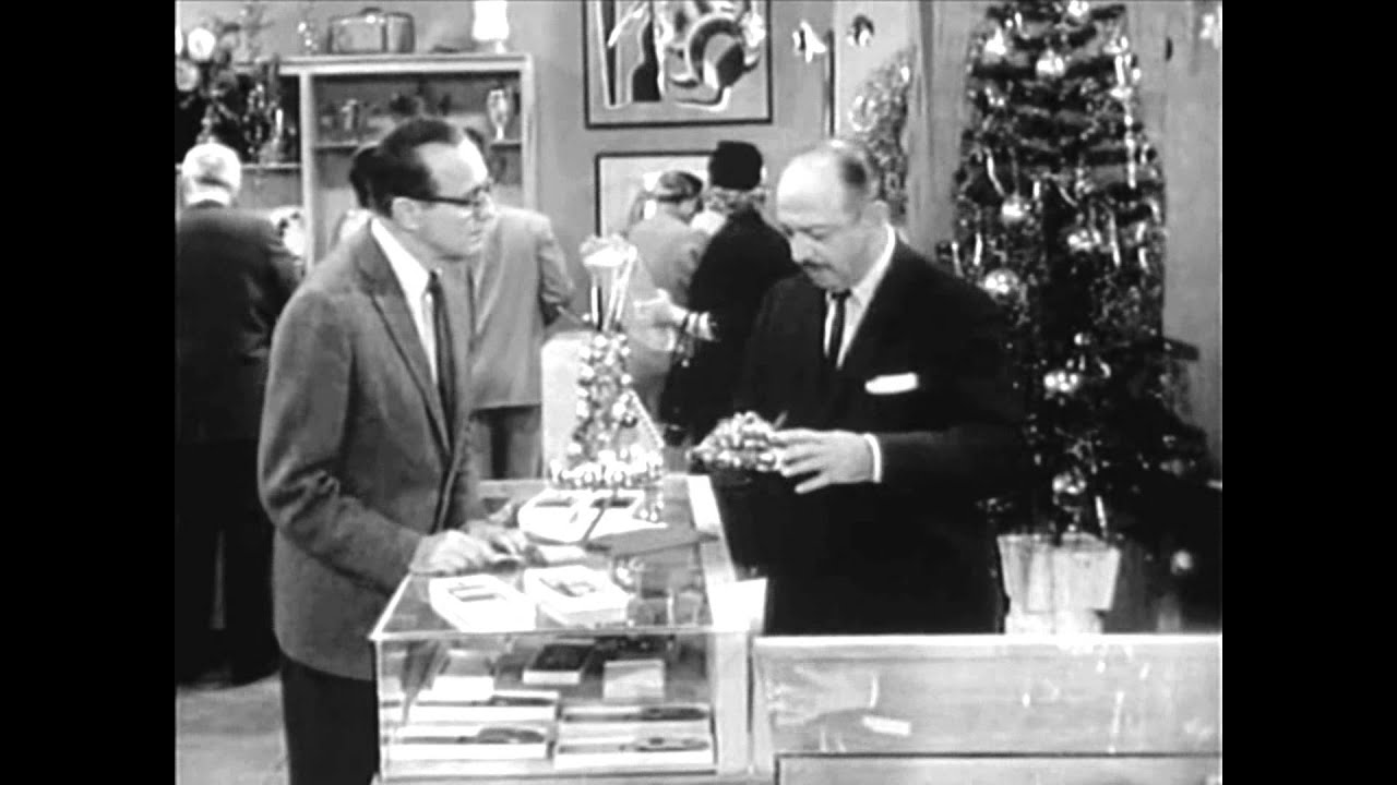 The Jack Benny Program - Christmas Shopping (1960)