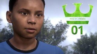 Jirka Hraje - FIFA17 CESTA 01 - Alex Hunter