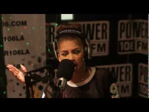 Zendaya Power 106 Interview