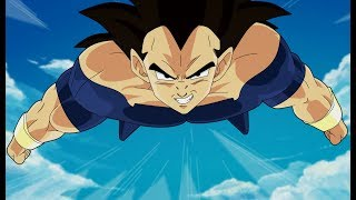 King Vegeta's Son Rigor is Born After GT