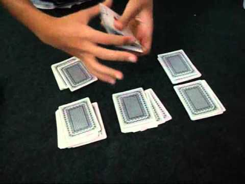 Card Trick Find Your Card with your Birthday Date YouTube – Birthday Card Trick