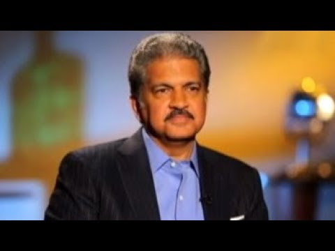 In Conversation With Anand Mahindra, Chairman, Mahindra Group