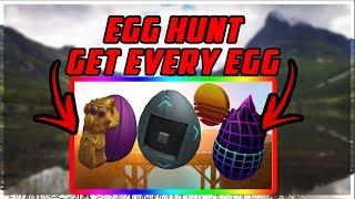 Roblox: Egg Hunt GET EVERY EGG SCRIPT OP (2019)