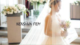 청주 메리다웨딩컨벤션 웨딩영상(넨션필름,청주본식영상DV…
