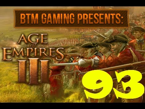 [M93] Age of Empires 3- Japanese vs. British