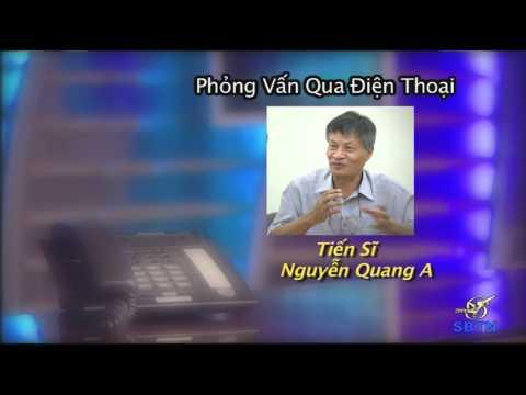 26/09/14 - NHÂN QUYỀN CHO VN: Phỏng vấn Tiến sĩ Nguyễn Quang A