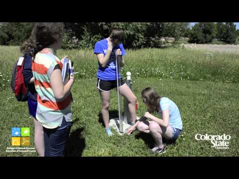 CSU's College of Natural Sciences Education & Outreach Center: SciTrek Summer Camp