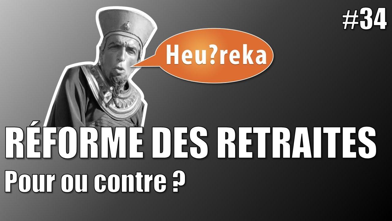Download Réforme des retraites : pour ou contre ? - Heu?reka #34