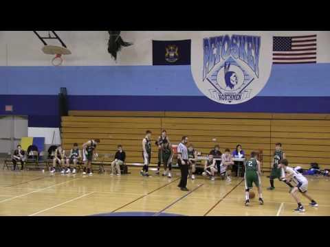 PHS Freshman Basketball vs Alpena 02-10-2017