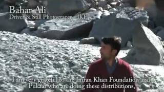 Imran Khan Helps Pakistan's Farmers (A Short Documentary of Imran Khan Foundation)