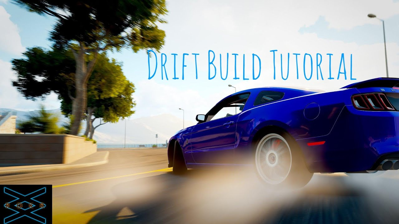 How To Build A Drift Car In Forza Horizon Drift Build Tutorial