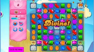 Candy Crush Saga Level 2880 19 moves by Cookie