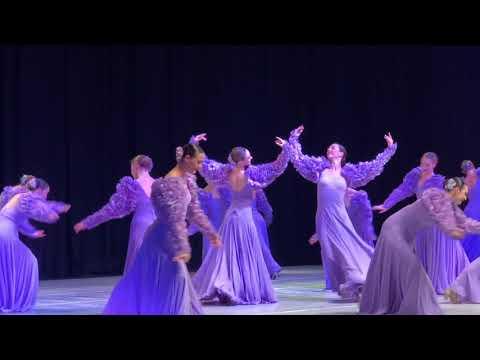 Театр танца «Гжель» в Берлине 2019