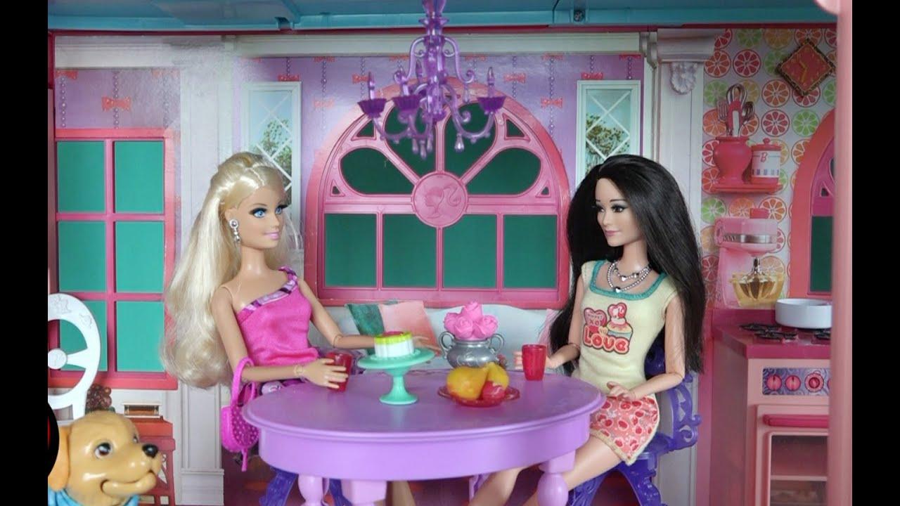 Кукольная Жизнь Барби в доме мечты, Новые истории про ...