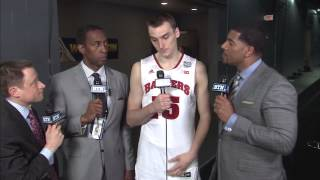 Ben Brust and Sam Dekker Talk Loss Against Kentucky