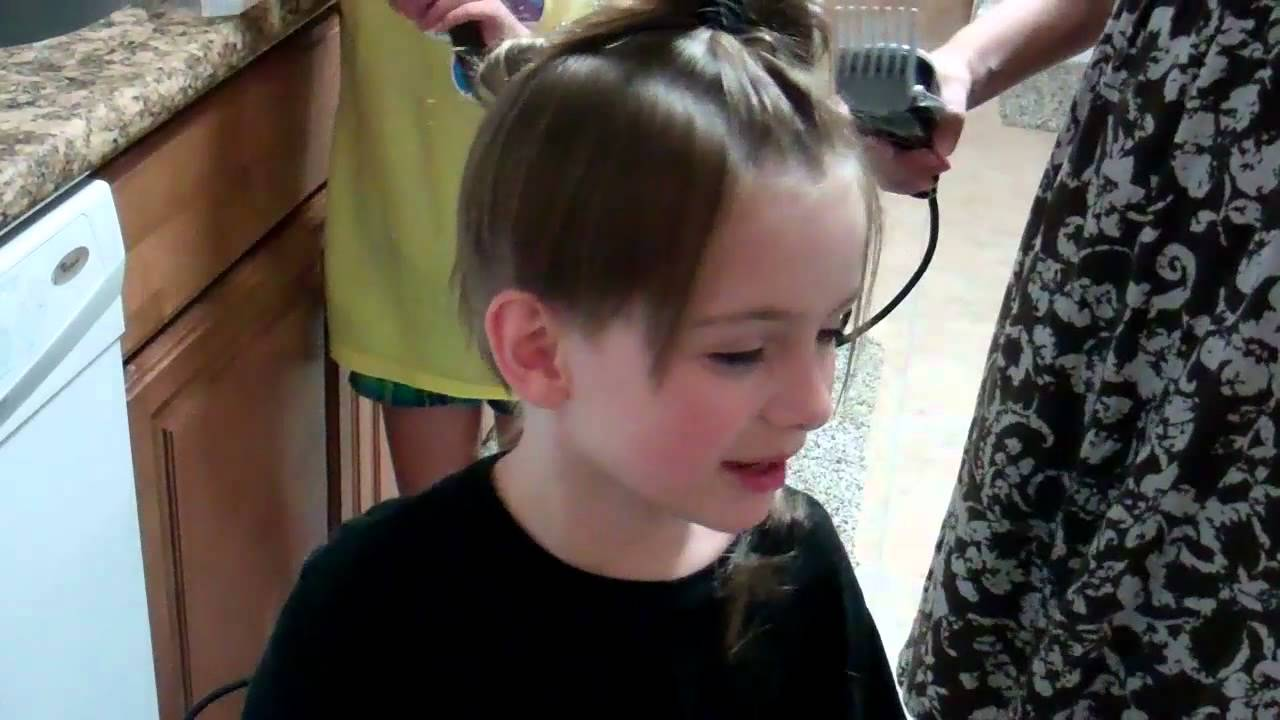 Zen's Hair Cut (without Music)