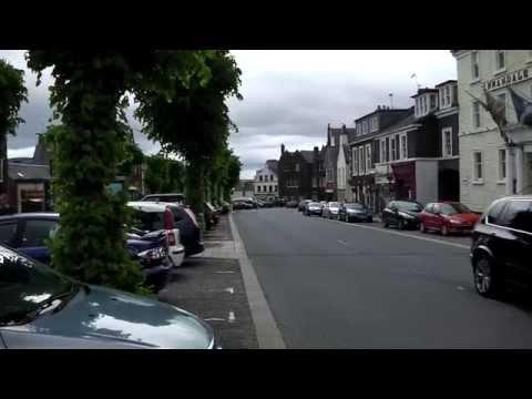 Town Centre, Moffat, Scotland