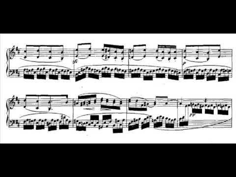 Mendelssohn - Lieder ohne Worte op. 30. nº 5