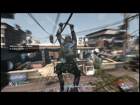 Tom Clancy's Splinter Cell: Blacklist | Benghazi, Libya | Mission 1