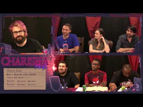 DATING FAILS AND DARK DREAMS - Charisma Plus: Dungeons & Dragons - Ep 05