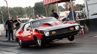 Hot Rod Javelin Could Shake Up The 405 Outlaw List #BaddAzzSEMAcarz