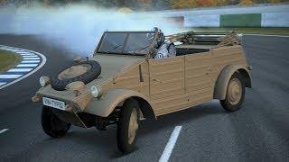 GT6 Drift \ volkswagen Kubelwagen Typ 82