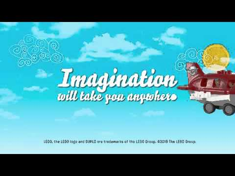 Imagination Will Take You Anywhere - LEGO DUPLO