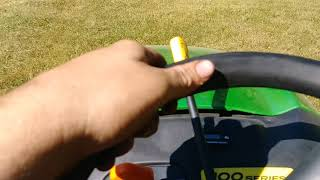 236 hour review of the john deere la105