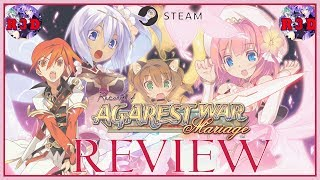 Record of Agarest War: Mariage PC & Steam Review