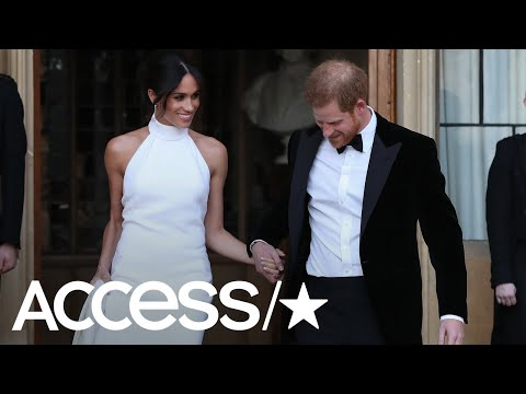 Meghan Markle & Prince Harry's Private Evening Wedding Reception: All The Rumored Details | Access