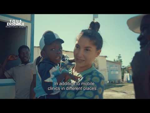Tous Ensemble te necesita! / La lucha del único centro de rehabilitación en el sur de Haiti