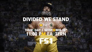 Divided We Stand: Michigan vs. Michigan State (Official Trailer) | FOX Sports Films 2019
