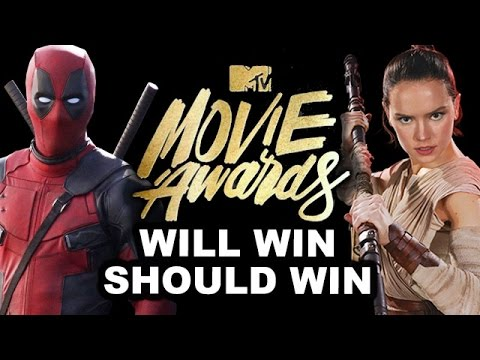 MTV Movie Awards 2016 - Best Kiss, Best Fight, Best Villain - Beyond The Trailer