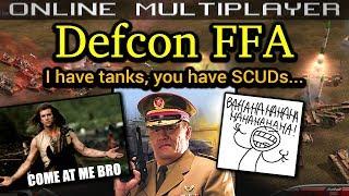 Defcon FFA - Tank General - Pro Rules