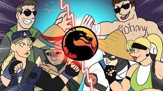 The Story of Mortal Kombat in 3 Minutes! | Mortal Kombat Summary