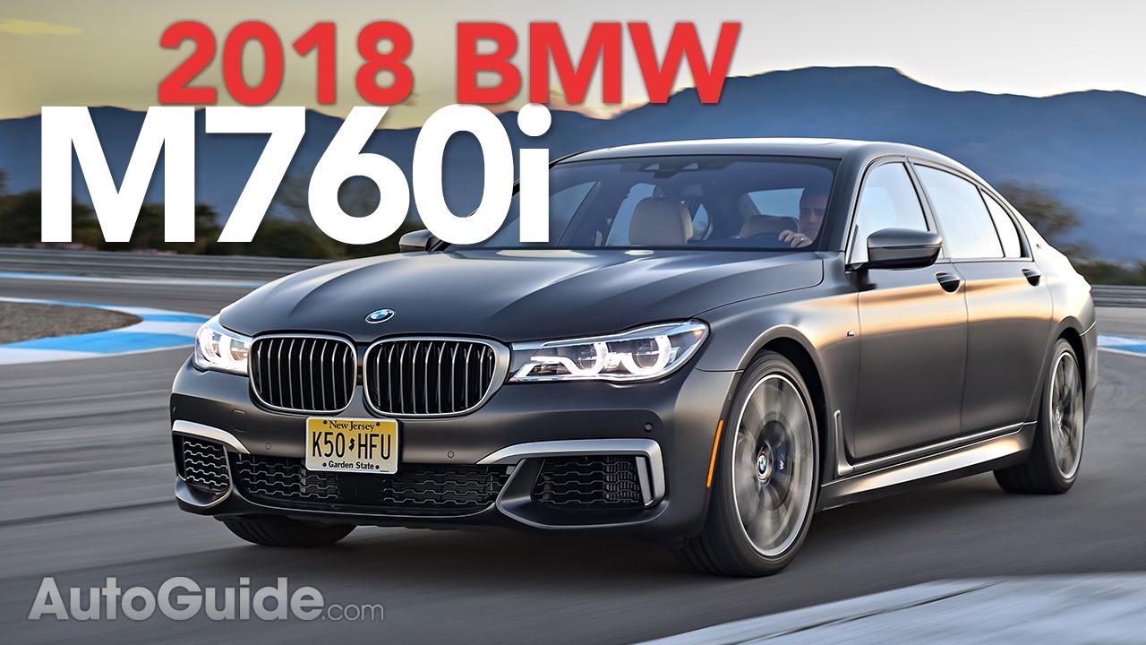 2018 Bmw M760i Review