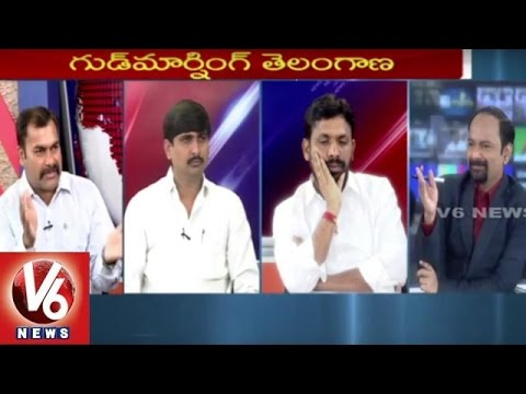 Good Morning Telangana | Special Discussion On Narayankhed Results | V6 News