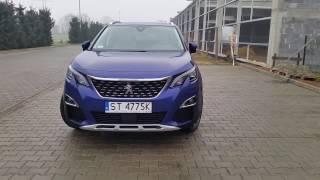 New Peugeot 3008 2.0 HDI 150 KM 2016 test drive
