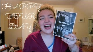 HAPPY FOUR DAY: One Direction Book Tag! Thumbnail